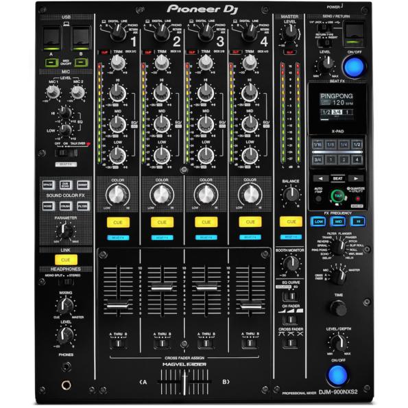 Table de mixage Pioneer Djm 900 Nexus 2