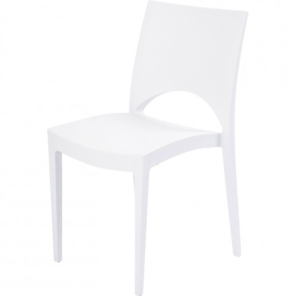 Chaise Paris Blanche