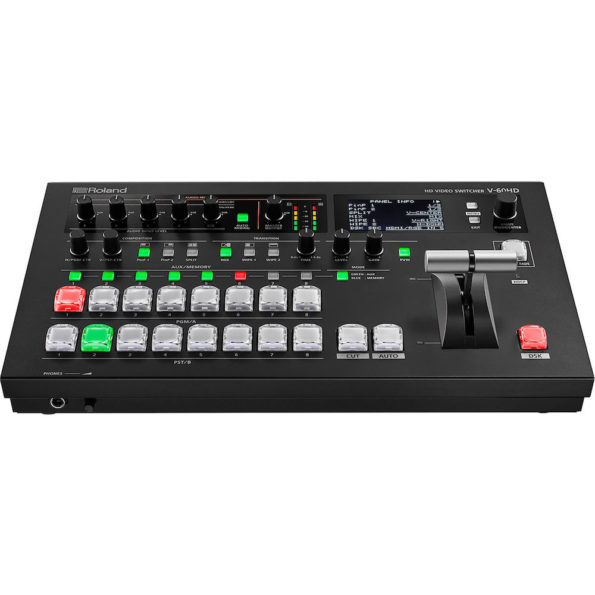 Melangeur Video Roland V60HD